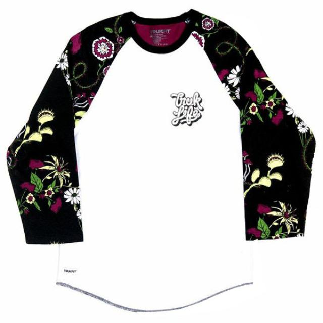 Young Money Trukfit FLY TRAP Raglan Shirt