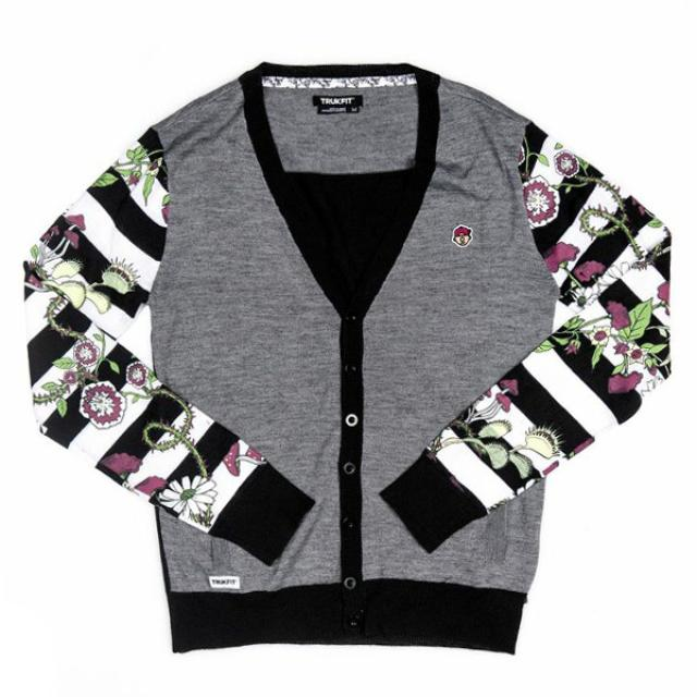 Young Money Trukfit V-Neck Cardigan