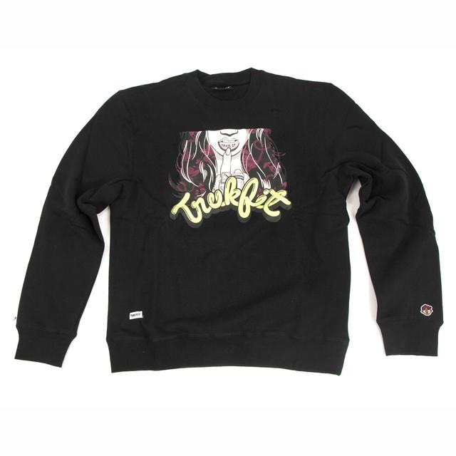 Young Money Trukfit WANT IT Crew Sweatshirt