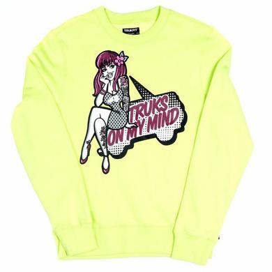 Young Money Trukfit ON MY MIND Crew Neck Sweatshirt