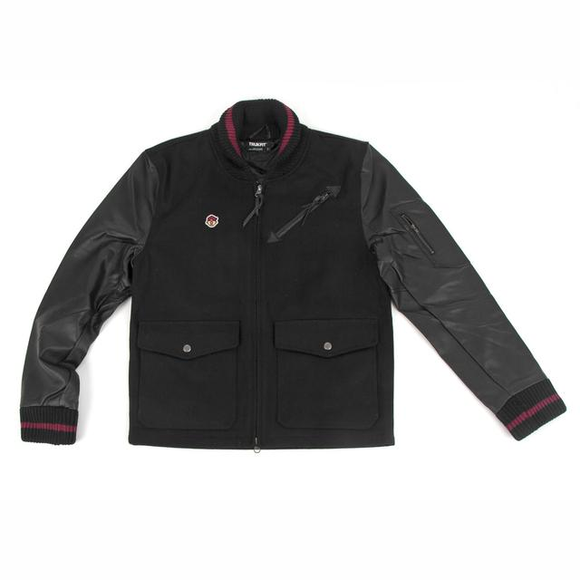 Young Money Trukfit Wool Melton Jacket