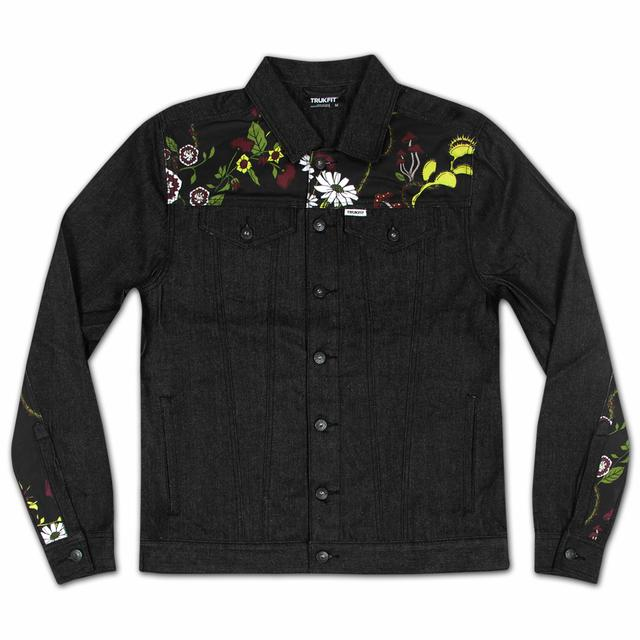 Young Money Trukfit Fly Trap Denim Jacket
