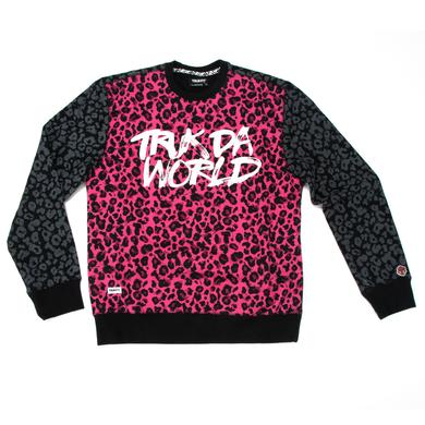 Young Money Trukfit Truk Da World Crew Sweatshirt