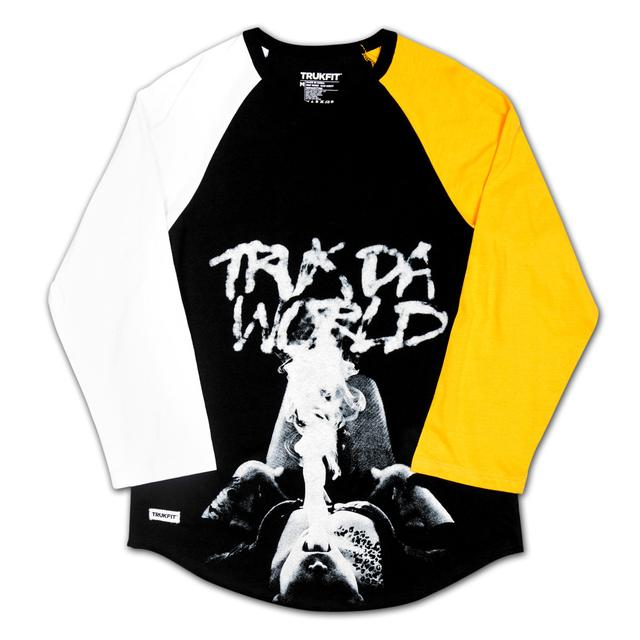 Young Money Trukfit Blow 3/4 Sleeve Raglan