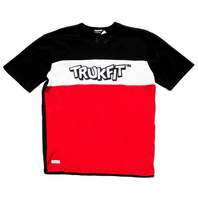 Young Money Trukfit Color Block Mesh T-Shirt
