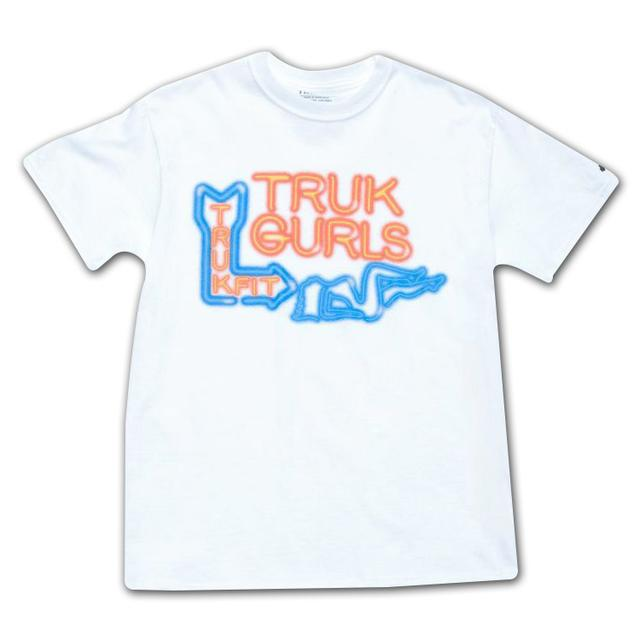 Young Money Trukfit Neon Girls T-Shirt