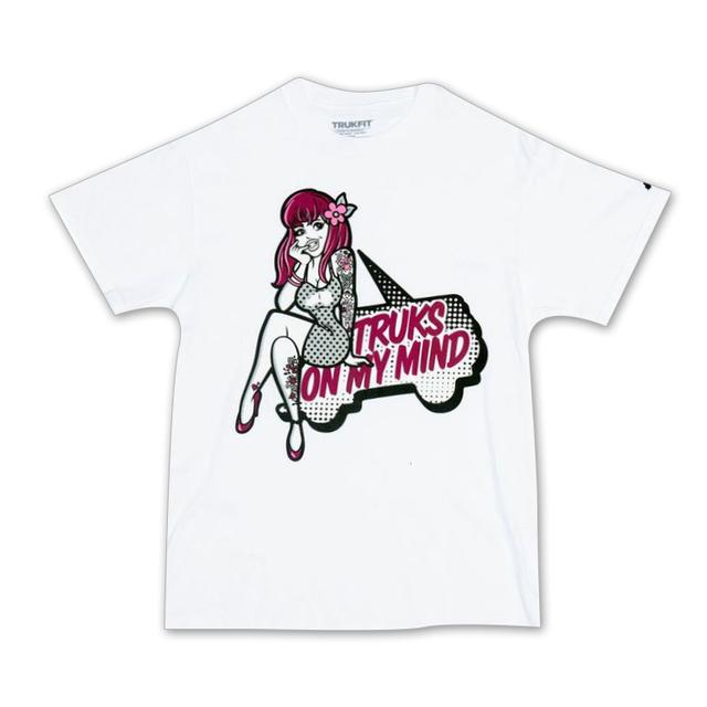 Young Money Trukfit ON MY MIND T-Shirt