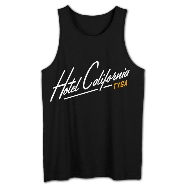 Young Money Tyga Hotel California Tank Top