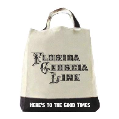 Florida Georgia Line Here's to the Good Times Tote Bag