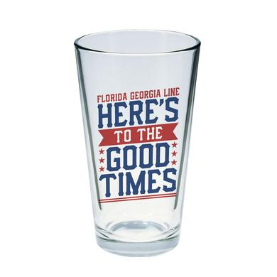 Florida Georgia Line FGL Pint Glass