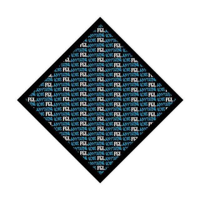 Florida Georgia Line Anything Goes Bandana