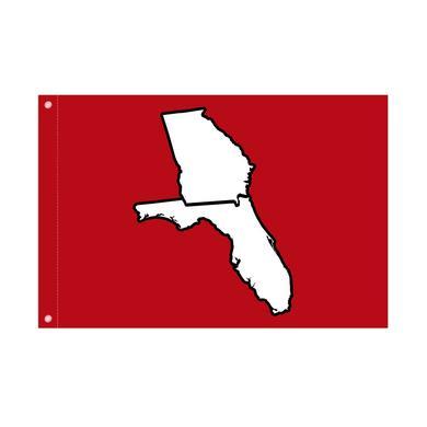 Florida Georgia Line States Logo Flag