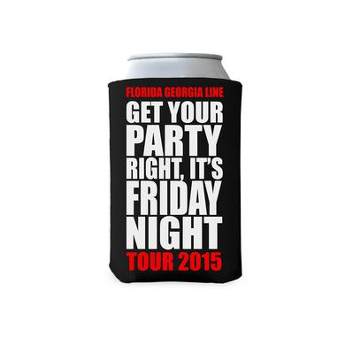 Florida Georgia Line Get Your Party Right Coozie