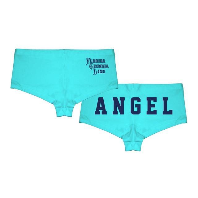 Florida Georgia Line Angel Hot Shorts
