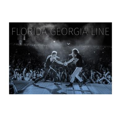 Florida Georgia Line Live at the Concert Print