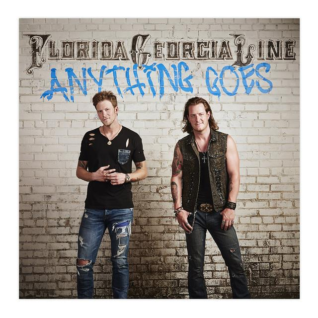 Florida Georgia Line Anything Goes CD