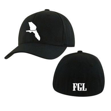 Florida Georgia Line State Map Hat