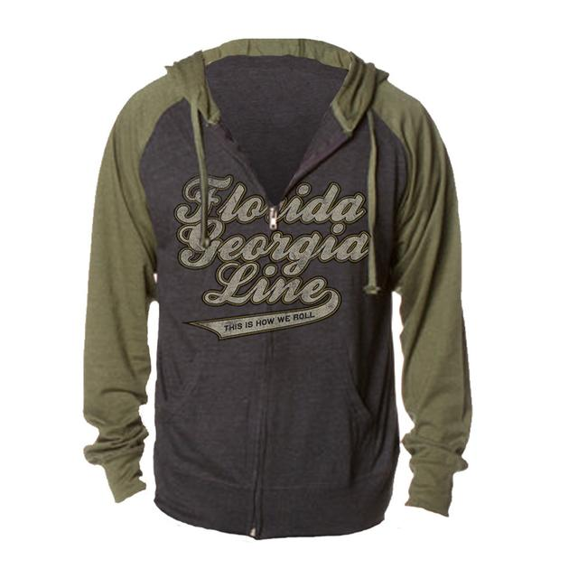 Florida Georgia Line Zip Hoody