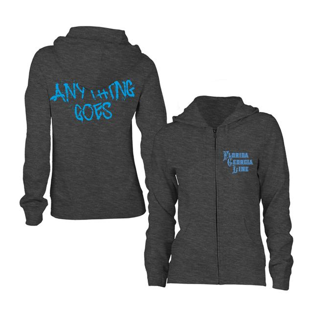 Florida Georgia Line Anything Goes Women's Hoody