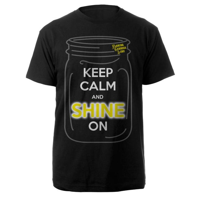 Florida Georgia Line Keep Calm and Shine On Tee
