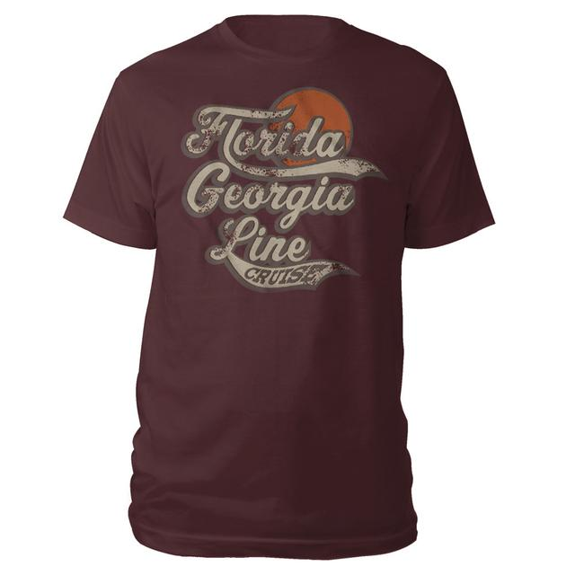 Florida Georgia Line Cruise Mens Tee