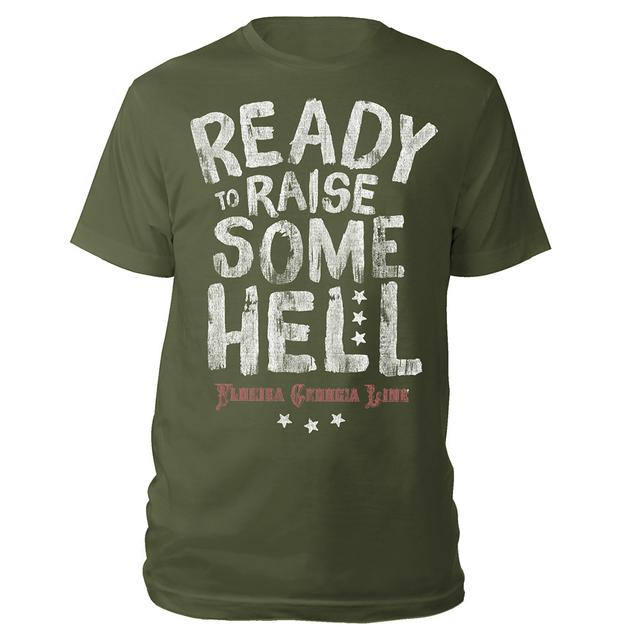 Florida Georgia Line Ready to Raise Some Hell Tee