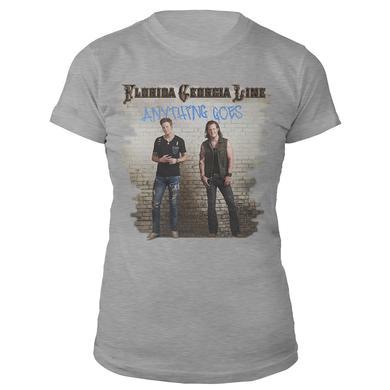 Florida Georgia Line Anything Goes Women's Shirt