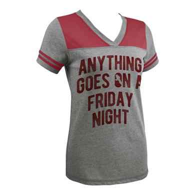 Florida Georgia Line Anything goes on a Friday Night Ladies Tee