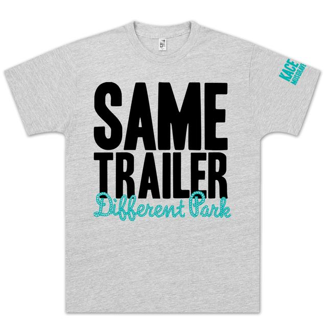 Kacey Musgraves Same Trailer T-Shirt - Heather grey