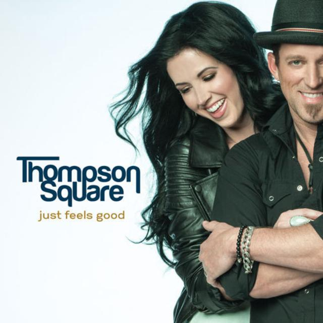 Thompson Square - Just Feels Good CD