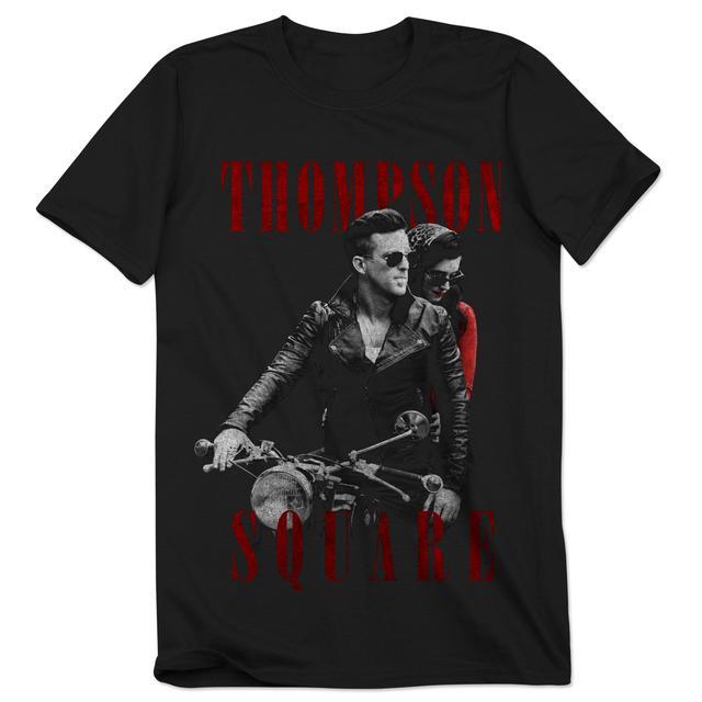 Thompson Square Tour Bike Dateback T-Shirt
