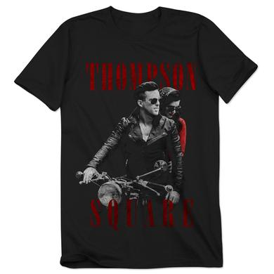 Thompson Square Tour Bike Dateback T-Shirt