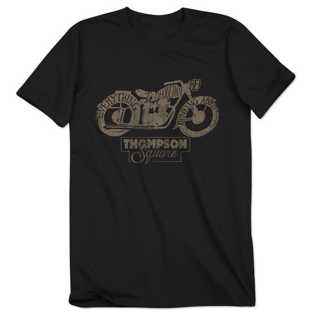 Thompson Square Everything I Shouldn't Bike T-Shirt