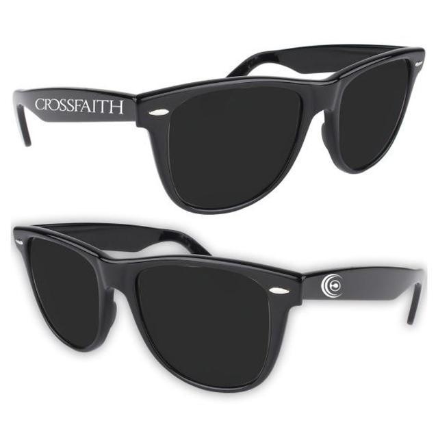 Crossfaith Logo Sunglasses