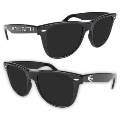 Crossfaith Logo Sunglasses