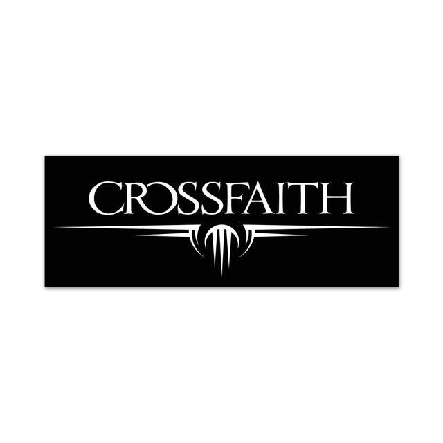 Crossfaith Logo Sticker