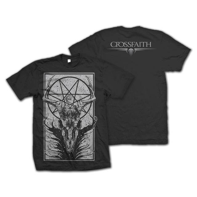 Crossfaith Blazing Skull T-Shirt