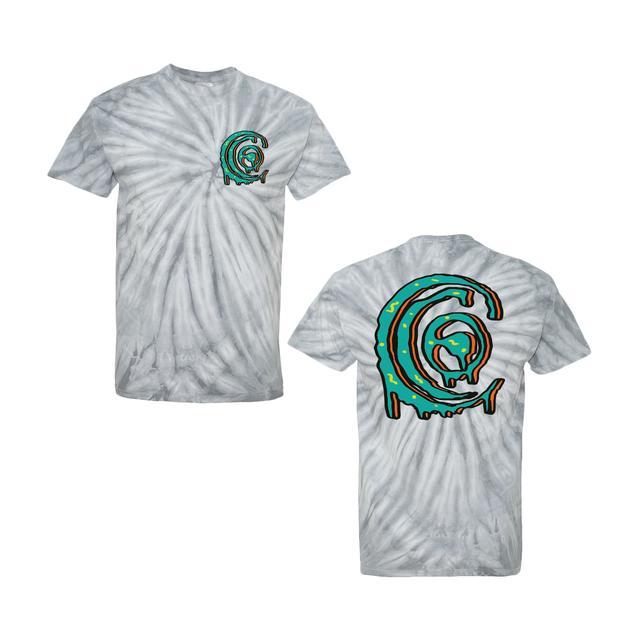 Crossfaith Donut Logo Tie Dye T-Shirt