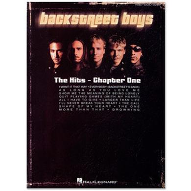 Backstreet Boys - The Hits Chapter One Songbook