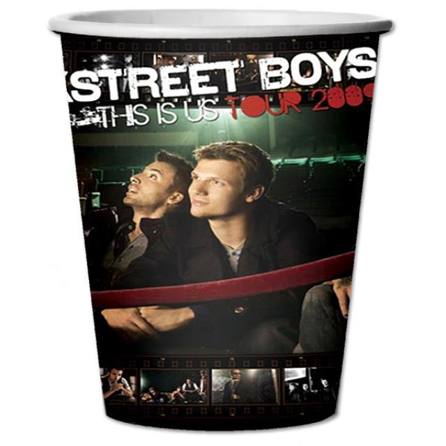 Backstreet Boys Photo Stadium Cup