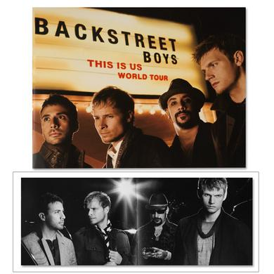 Backstreet Boys This Is Us Tour Program