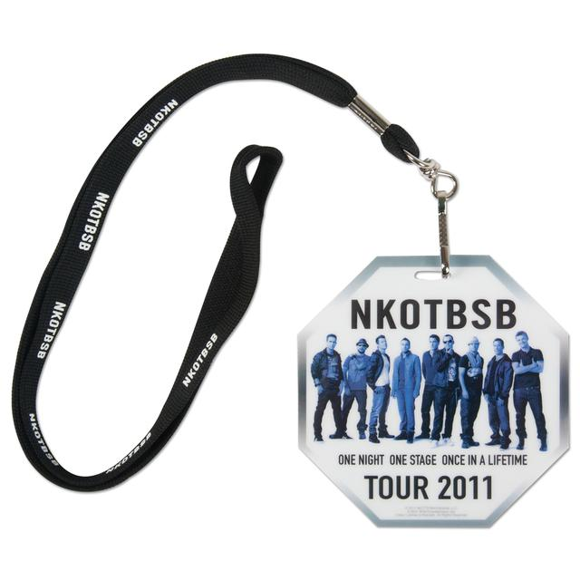 Backstreet Boys NKOTBSB Laminate