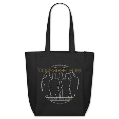 Backstreet Boys Silhouettes Tote Bag