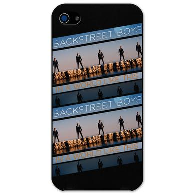 Backstreet Boys Stripes Like This iPhone 4 Cover