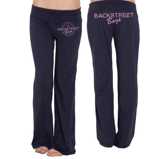 Backstreet Boys Vintage Stamp Jersey Sweatpants