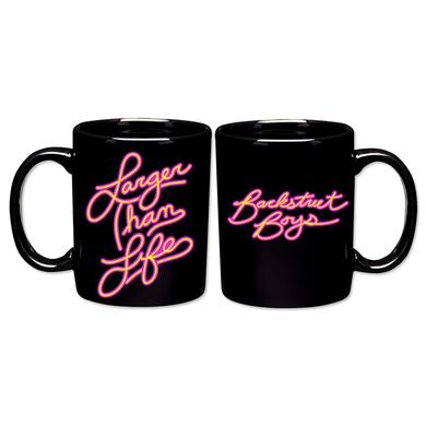 Backstreet Boys Larger Script Mug