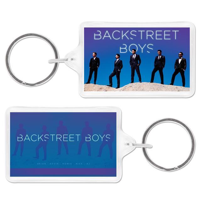 Backstreet Boys Shadows Keychain