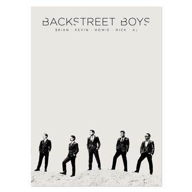Backstreet Boys Classic Admat Litho