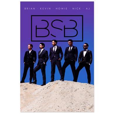Backstreet Boys Skywrite Poster