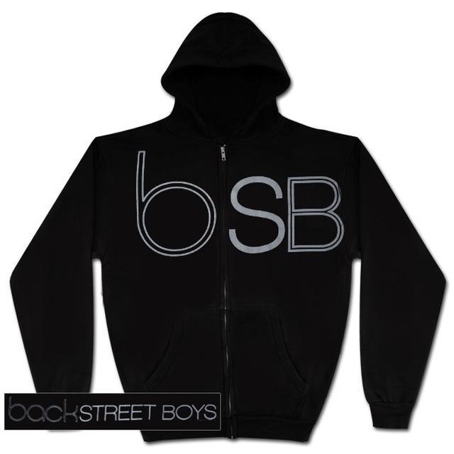 Backstreet Boys - BSB Logo Zip Hoodie